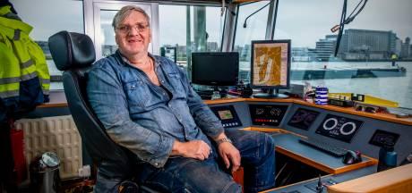 Blij met de haven in hartje Rotterdam: 'De schippers? Die zijn vast de stad in'