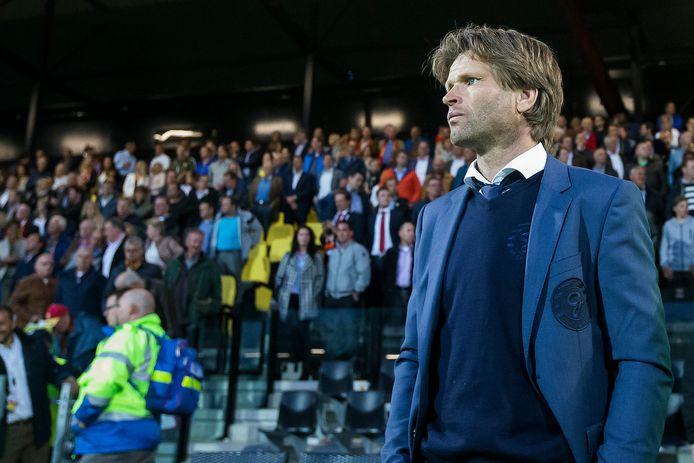 Jan Vreman, voormalig hoofdtrainer van De Graafschap.