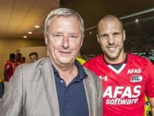 Hovenkamp gelooft niet in titel AZ: 'Al kan ploeg boven zichzelf uitstijgen'