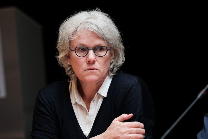 Sophie Quoilin, épidémiologiste à Sciensano.
