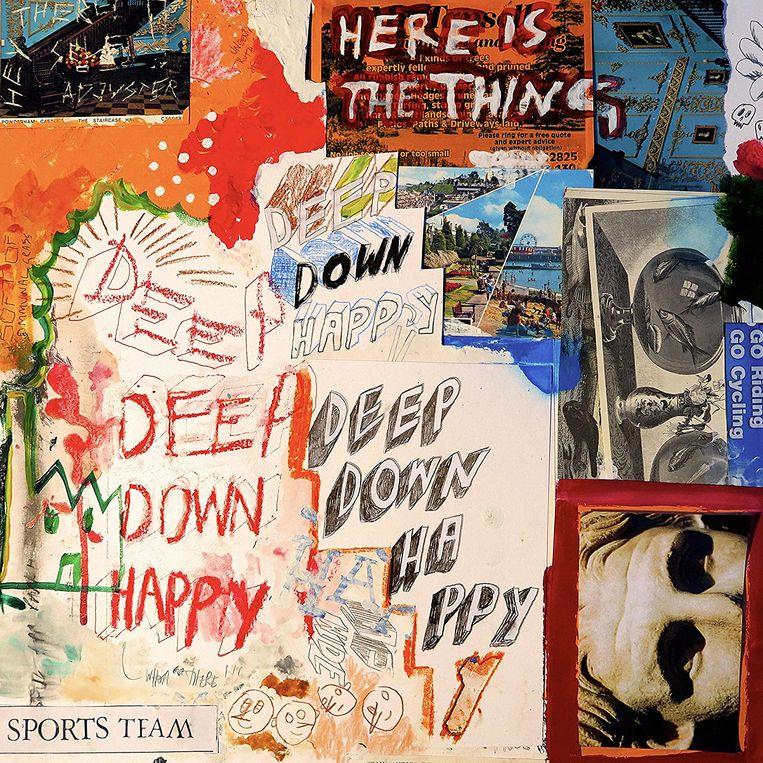 Deep Down Happy van Sports Team. Beeld