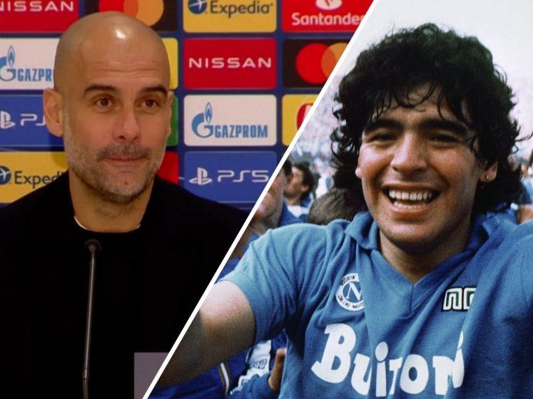 Trainers reageren op overlijden Maradona: 'Een groot gemis'