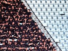Spartak en Dinamo krijgen boete vanwege racisme fans