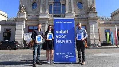 Open Vld wil 'Duurzaam Leuven' met peukpalen
