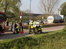 Fietser aangereden en gewond achtergelaten in Waalwijk