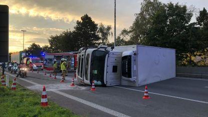 Vrachtwagen getakeld op E34, maar nog steeds lange file richting Antwerpen