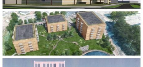 Woningen op terreinen Zuidzorg en Pigeaud in Veldhoven