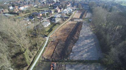 Archeologen ontdekken sporen van Romeinse graven en woonhuizen in toekomstig park van Nieuwkerken
