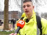 Bloemen voor slachtoffers Utrecht: 'Ze stond vol in het leven'