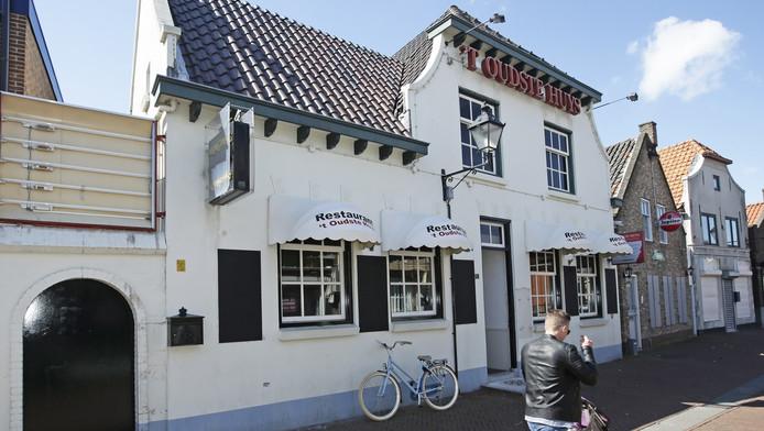 't Oudste Huys in Spijkenisse.