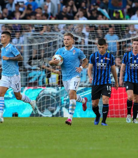 Atalanta geeft zege uit handen bij Lazio