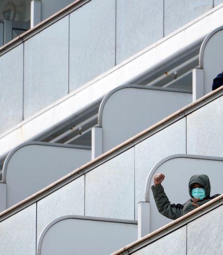 Vingt cas de coronavirus à bord d'un paquebot au Japon