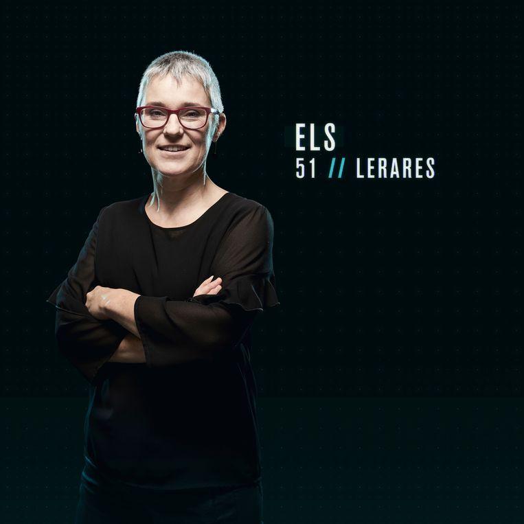Lerares Els Degraer doet mee in het nieuwe seizoen van De Mol.