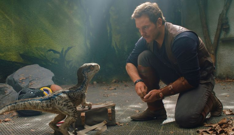 Chris Pratt keert terug in 'Jurassic World: Fallen Kingdom'.