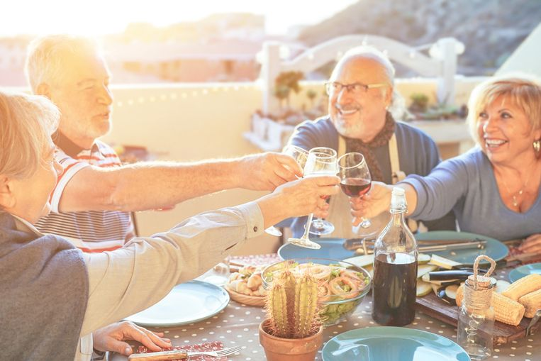 Slim is om een spaarbuffer op te bouwen, zodat u tijdens uw pensioen dezelfde levensstandaard kunt aanhouden