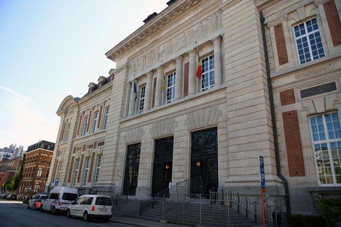 Illustratie rechtbank Leuven.