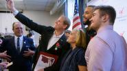 Amerikaanse Thalyshelden krijgen Franse nationaliteit