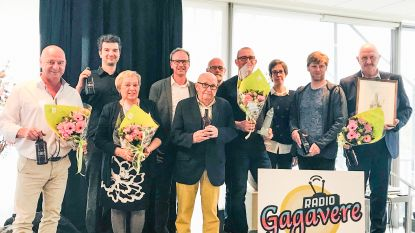 Radio GaGavere wint de Valeir van Mediakring Gavere, Karel Hubau krijgt Megabijt-troostprijs
