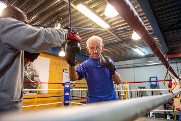 Rein Klunder: ,,Tijdens de trainingen merk ik dat de mentaliteit van boksers totaal anders is dan pakweg 15 jaar geleden.''