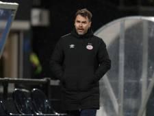 PSV kan op zoek naar nieuwe coach voor beloftenteam: Haar vertrekt naar Utrecht
