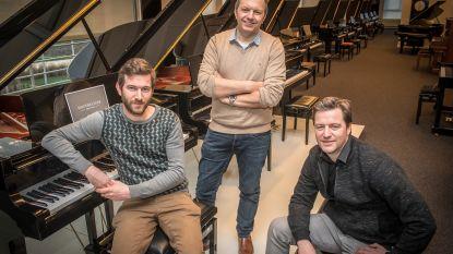 Maene verkocht vorig jaar 1.450 piano's en neemt nu grootste pianohandel van Nederland over
