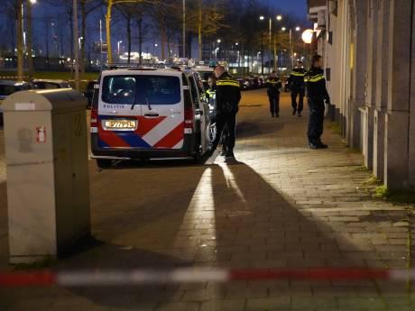 Twee gewonden bij steekpartij aan de Westzeedijk in Rotterdam-Delfshaven
