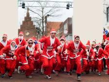 Santa Run Waalwijk: 'We gaan gewoon droog lopen'