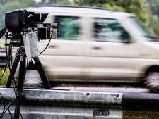 100 kilometer per uur waar je 60 mag: 11 bestuurders op de bon in Hedel