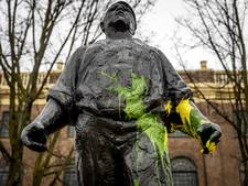 'Respectloos': Amsterdam en Den Haag spreken afschuw uit over ADO-bekladdingen