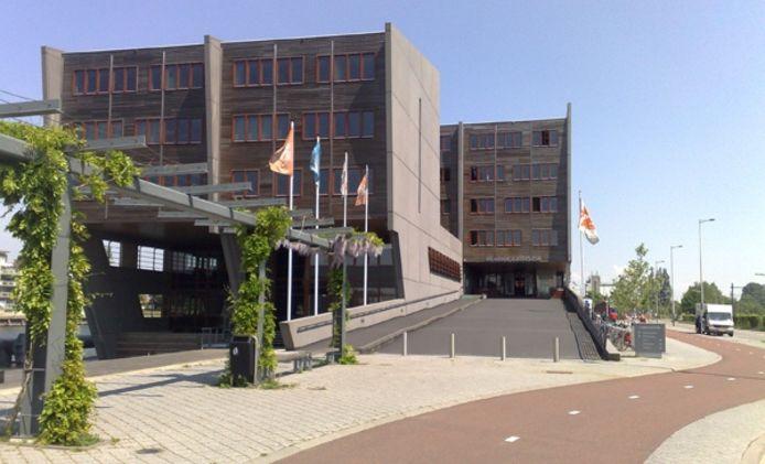 Het Middelburgse stadskantoor.