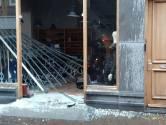 Winkeliers leven mee na ramkraak in Deventer: 'Hopelijk gaat-ie niet failliet'