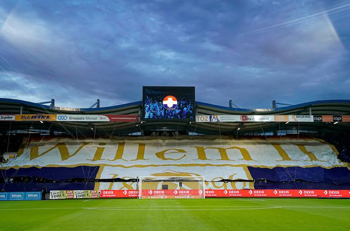 Willem II begrijpt de wens van de supporters om duels liever uit te stellen dan zonder publiek te spelen, maar kan besluiten van de overheid en de KNVB niet zomaar negeren.