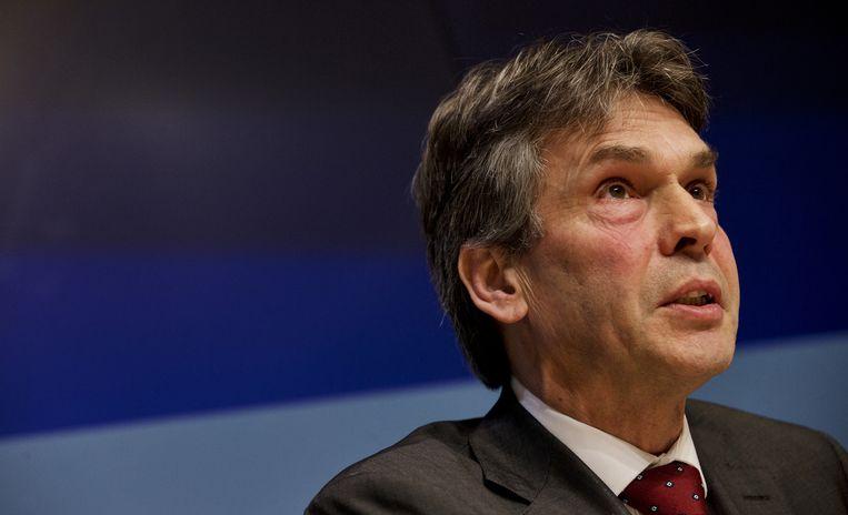 Dick Schoof, Nationaal Coördinator Terrorismebestrijding en Veiligheid Beeld anp