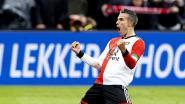 """Robin van Persie: """"Vincent Kompany vroeg me naar Anderlecht te komen"""""""