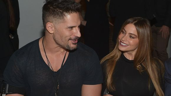 Sofia Vergara en Joe Manganiello