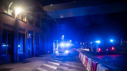 Brandalarm gaat af in parkeergarage onder Rode Heuvel in Wetteren