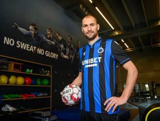 """Bas Dost tekent in Brugge: """"Ik ga bij Club vlammen als een gek"""""""