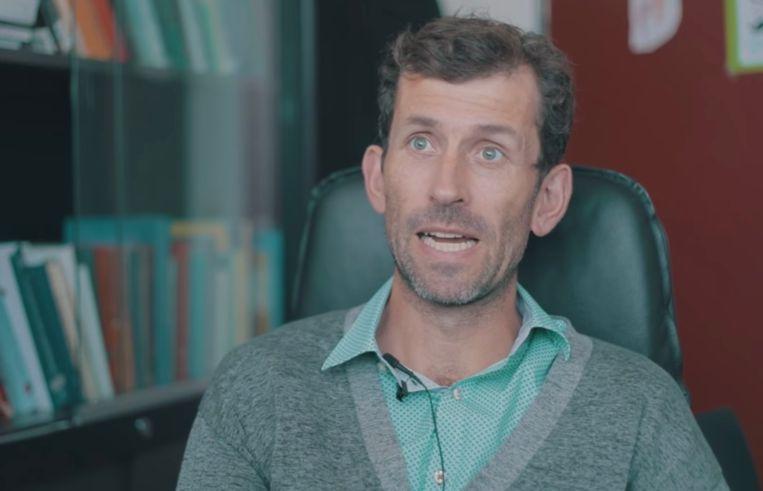 Maarten Vansteenkiste (UGent), motivatiepsycholoog en lid van de expertengroep 'Psychologie & Corona'.