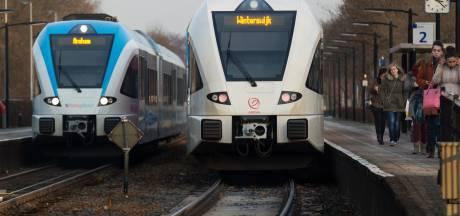 Minder treinen beschikbaar tussen Doetinchem en Arnhem tijdens de spits