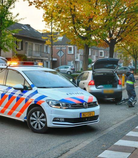 Fietsende scholiere aangereden door auto in Valkenswaard