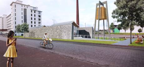 Bouw van Chinees Paviljoen start eindelijk, als de stenen uit China aankomen in Eindhoven