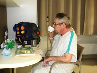 """Een dag op de Covid-afdeling in RZ Heilig Hart Tienen. Coronapatiënt Carlos (76): """"Neen, ik heb geen wilde feestjes gehad en ik ben ook niet naar een koopzondag geweest"""""""