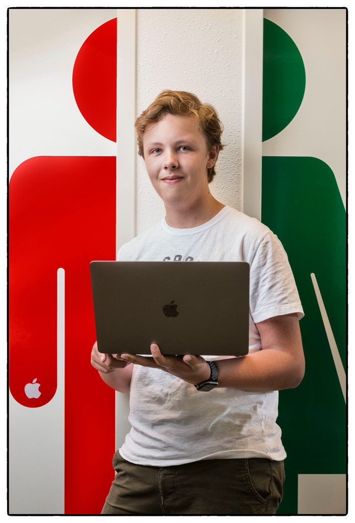 Matthijs Otterloo gaat naar Silicon Valley.