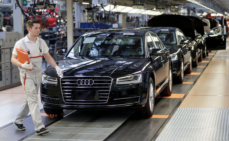 Audi zelf geeft voorlopig geen commentaar op het bericht van Handelsblatt.