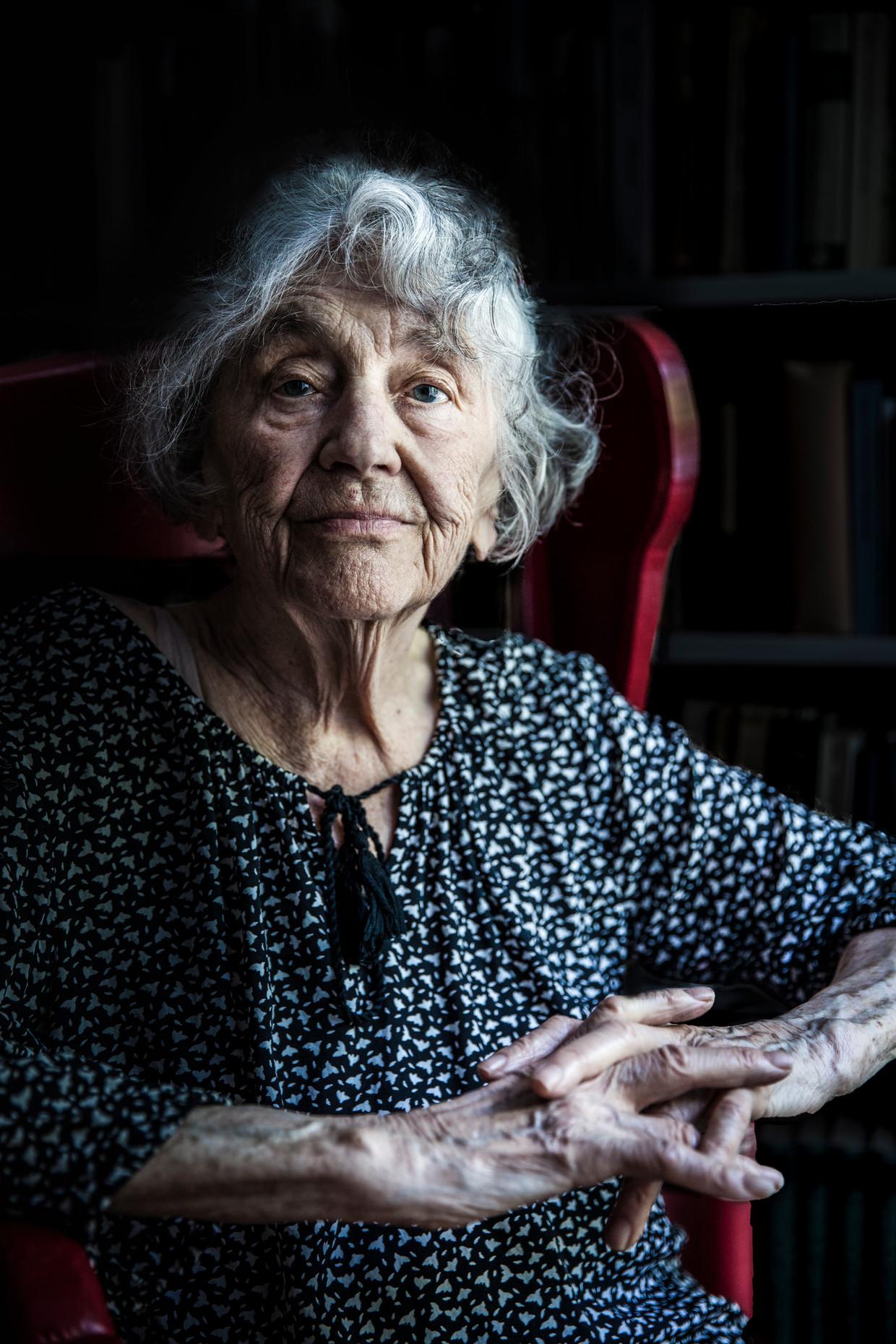 Lida Winiewicz in 2018. Beeld Marlena Waldthausen