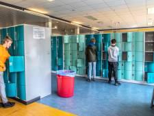 Niet gediend van 'Amerikaanse' kluisjescontrole op Hofstede College: 'Lijkt pure willekeur'
