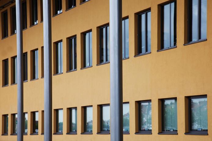 De rechtbank in Middelburg.