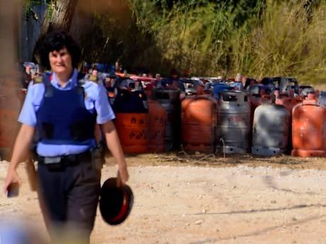 'Derde lichaam gevonden in ontplofte woning in Alcanar'