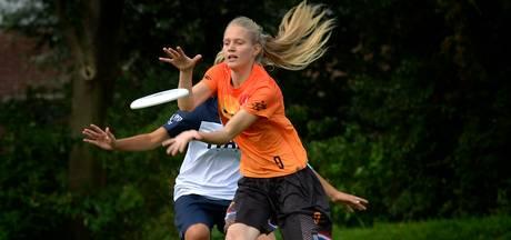 Bliksemstart Oranje in ultimate frisbee