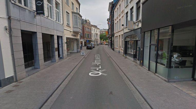 De Onze-Lieve-Vrouwestraat is woensdag dicht voor doorgaand verkeer.